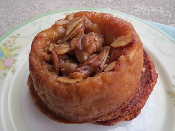Almond sticky 2